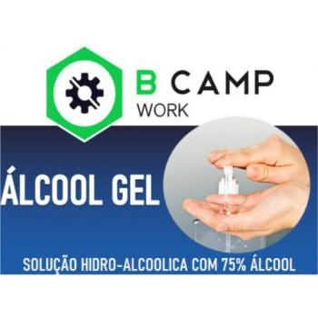 Garrafão 5 lts Álcool Gel