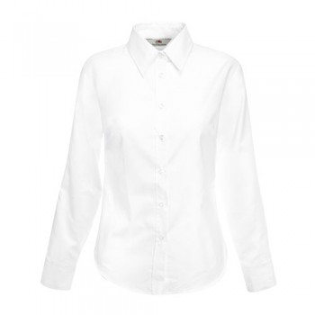Camisa Lady-fit Oxford