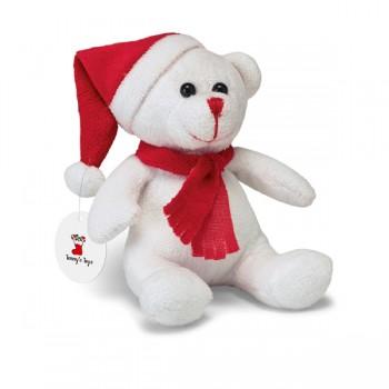 Peluche Urso de Natal